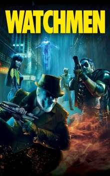 Link Download Watchmen (2009) BluRay 360p 480p & 720p