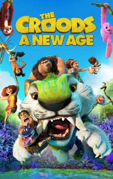 Free Download & Streaming Film The Croods: A New Age (2020) BluRay 480p, 720p, & 1080p Subtitle Indonesia Pahe Ganool Indo XXI LK21