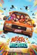 Free Download & Streaming Film The Mitchells vs the Machines (2021) BluRay 480p, 720p, & 1080p Subtitle Indonesia Pahe Ganool Indo XXI LK21