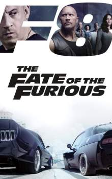 Fast and Furious 8: The Fate of the Furious (2017)