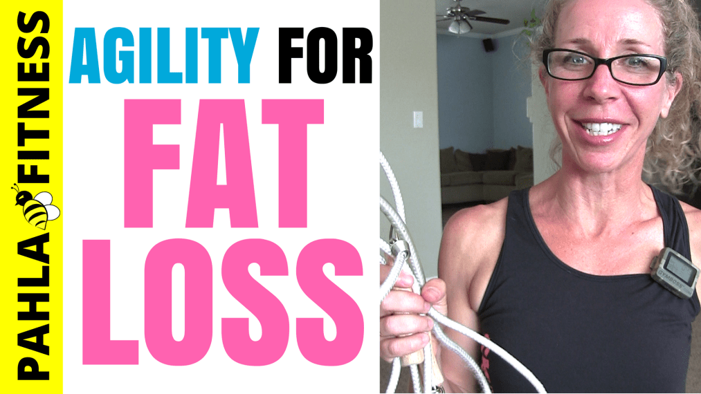 ATHLETIC Jump Rope HIIT Workout - 40 Minute AGILITY Training for FAT LOSS, COORDINATION, + BALANCE - Pahla B Fitness THUMB!