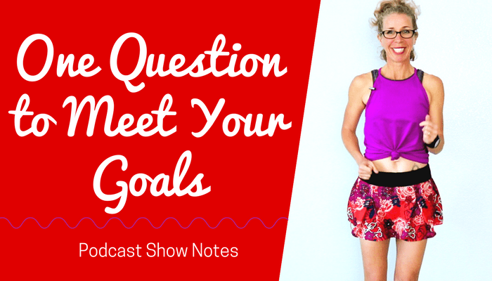 35 Minute INDOOR Tempo RUNNING, Jogging or Walking Workout _ One Question to Reach ALL Your GOALS - BLOG Featured Photo
