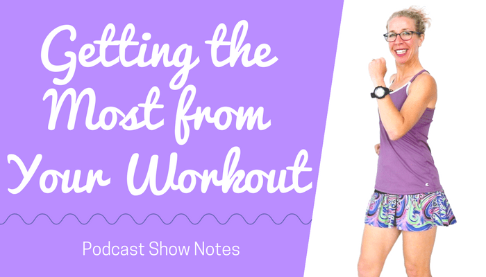 15 Minute (2000 Steps) Indoor WALK + RUN _ Getting the MOST BENEFIT from Your Modified Workout - BLOG Featured Photo