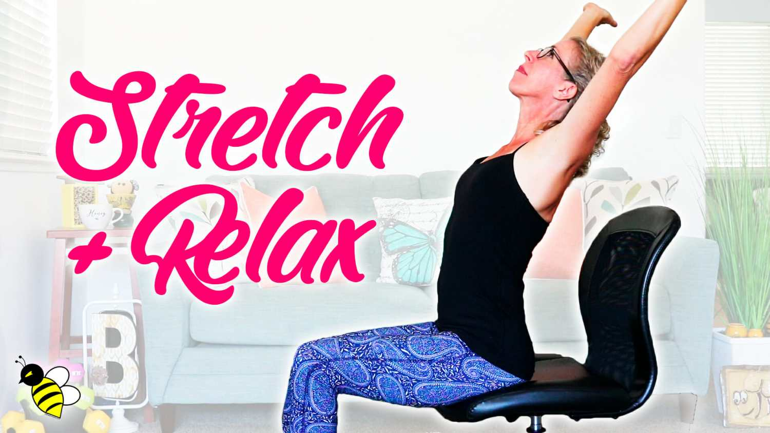SEATED Self Care 💛 Flexibility + Relaxation