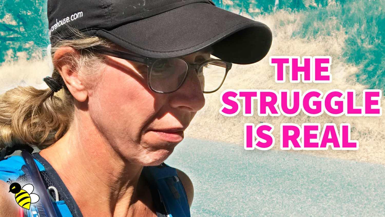 My Ultramarathon STRUGGLE 40 minute indoor walk