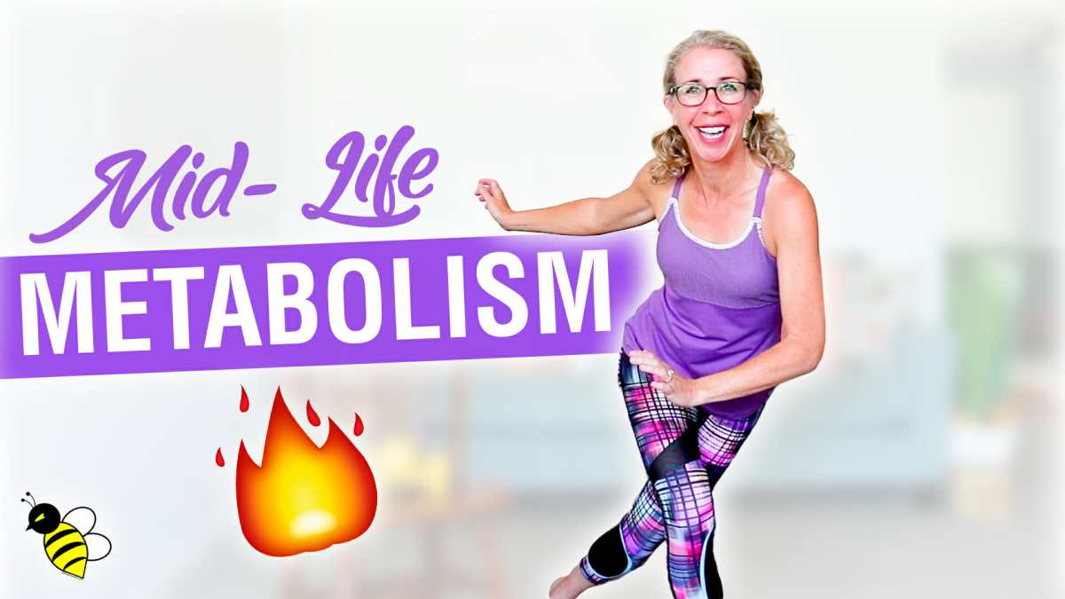 Midlife Metabolism Boost, 20 minute workout for women