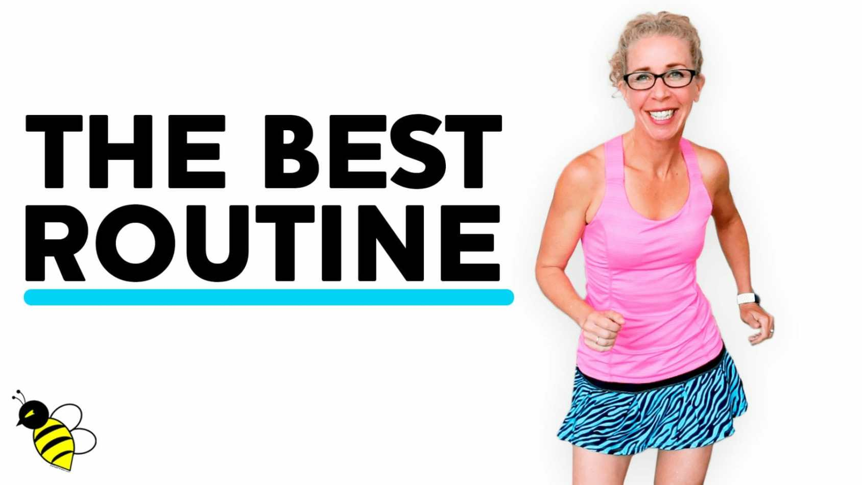 Choosing the BEST Workout Routine, 40 Minute WALK + RUN Let's RUN Podcast with Pahla B