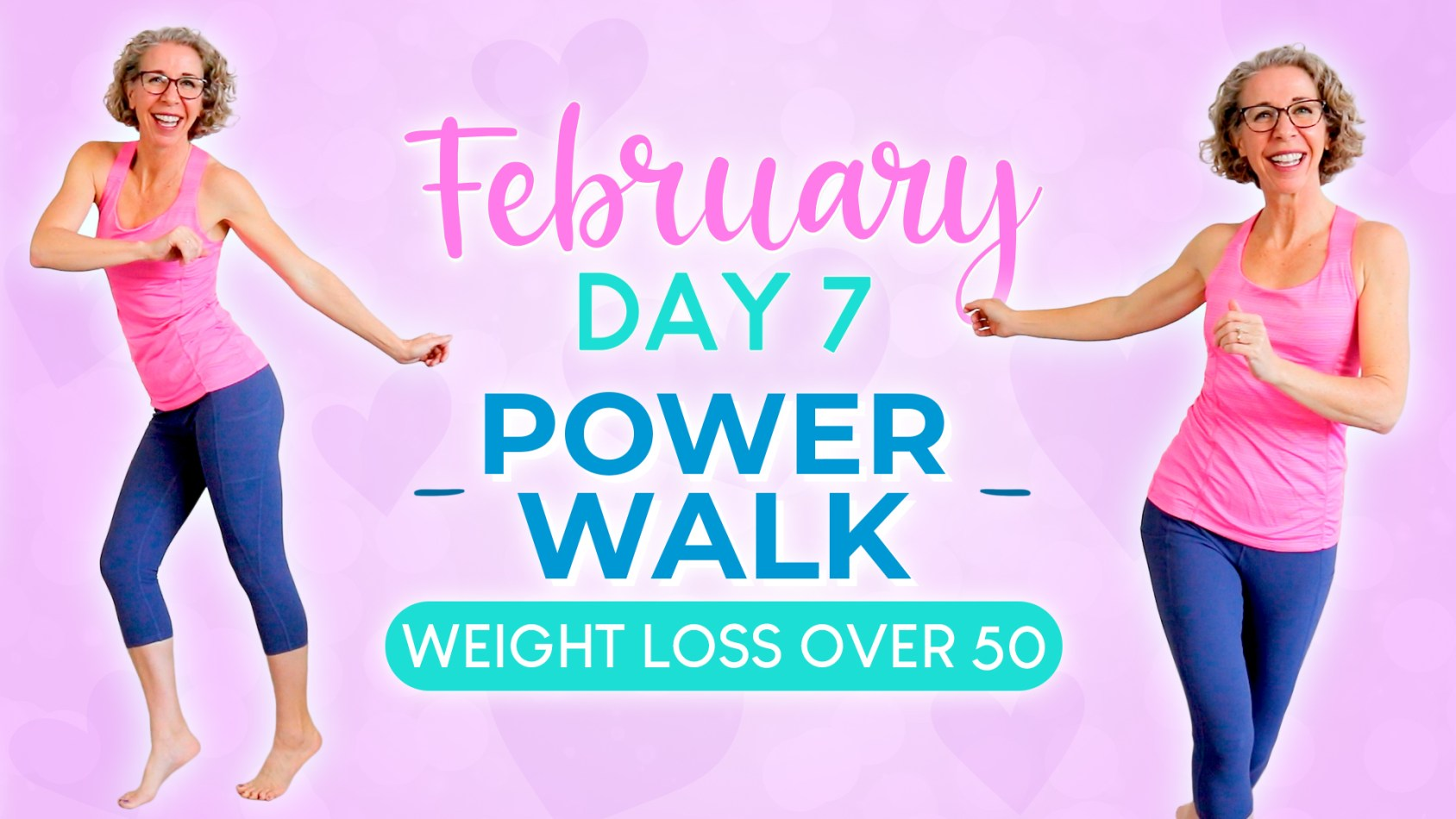 Have FUN + MOVE! Weight Loss Power Walk ???? Pahla B Fitness