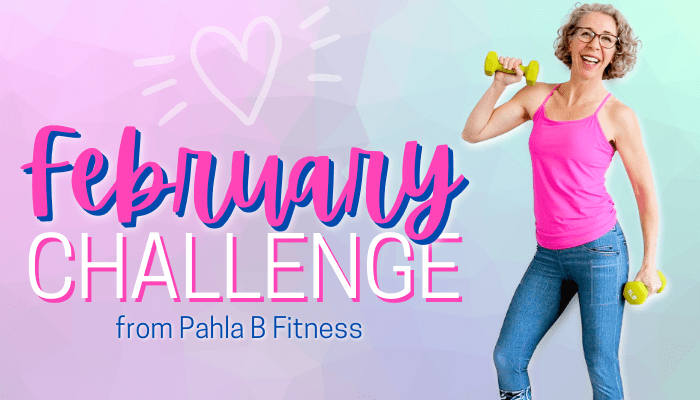 February Monthly Workout Challenge