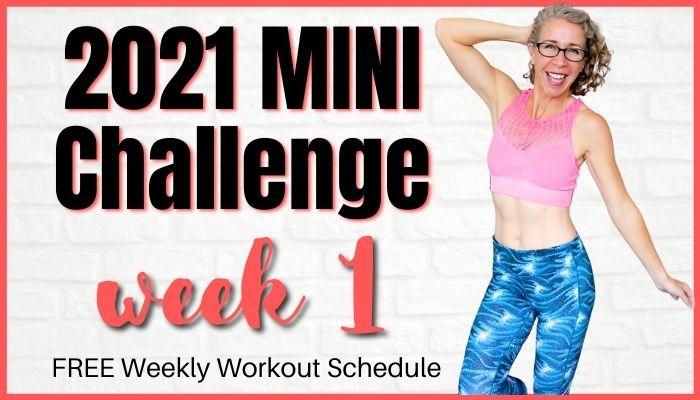 2021 Mini Challenge Week 1 Featured Image