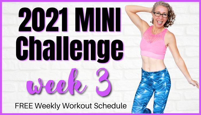 2021 Mini Challenge Week 3 Featured Image