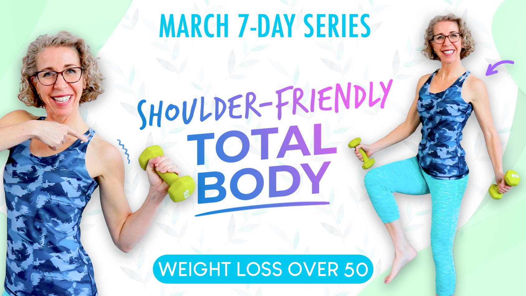 SHOULDER-FRIENDLY Weight Loss Workout, Get LEAN + STRONG ???? Pahla B Fitness