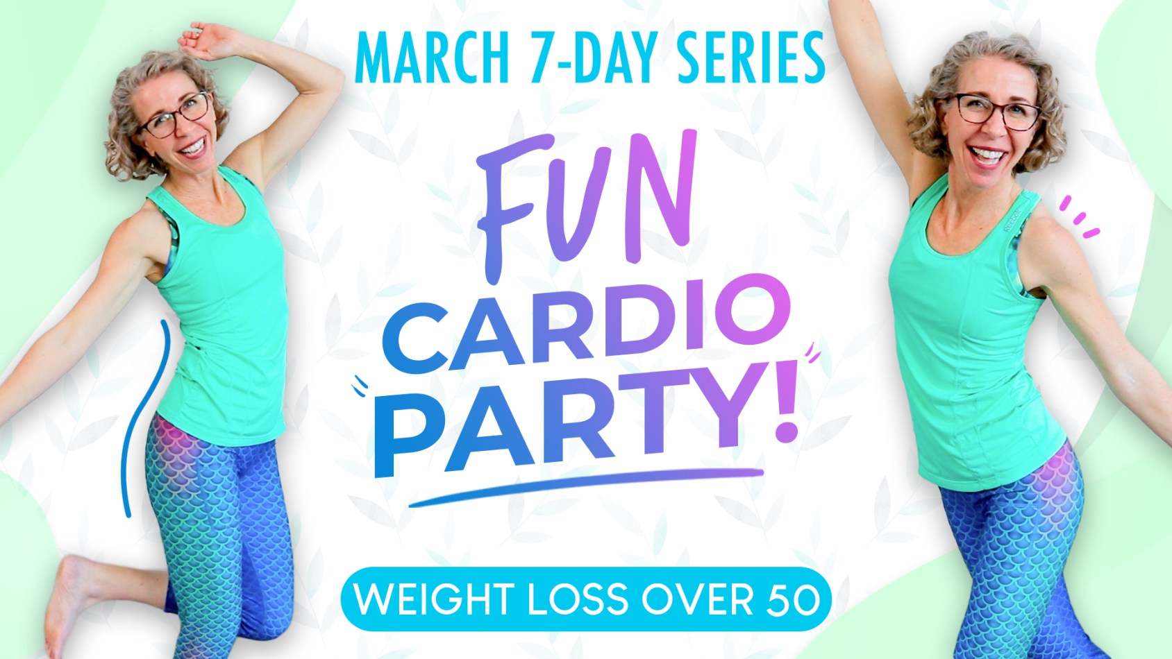 FUN Cardio Party! Low Impact WEIGHT LOSS Workout to Get Results ???? Pahla B Fitness
