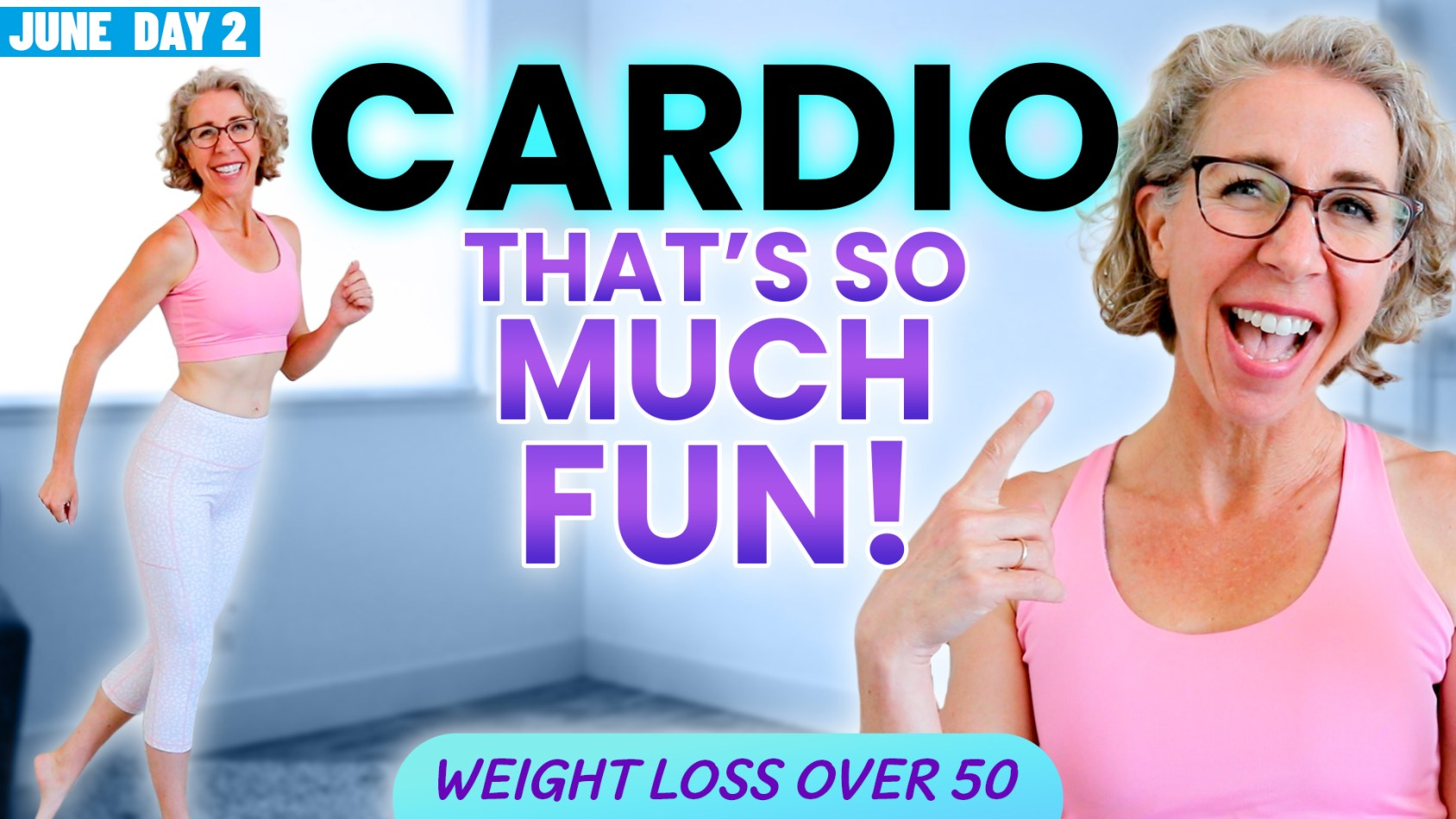WALK Off Your BELLY FAT ????♀️ Fast + Easy Workout for Women over 50