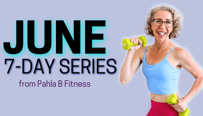 JUNE Monthly Workout Challenge