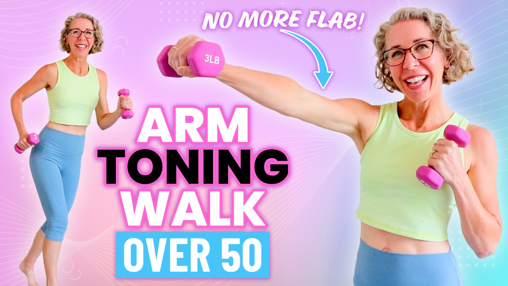 The Best TONED ARMS Workout ???? Sweaty & FUN!