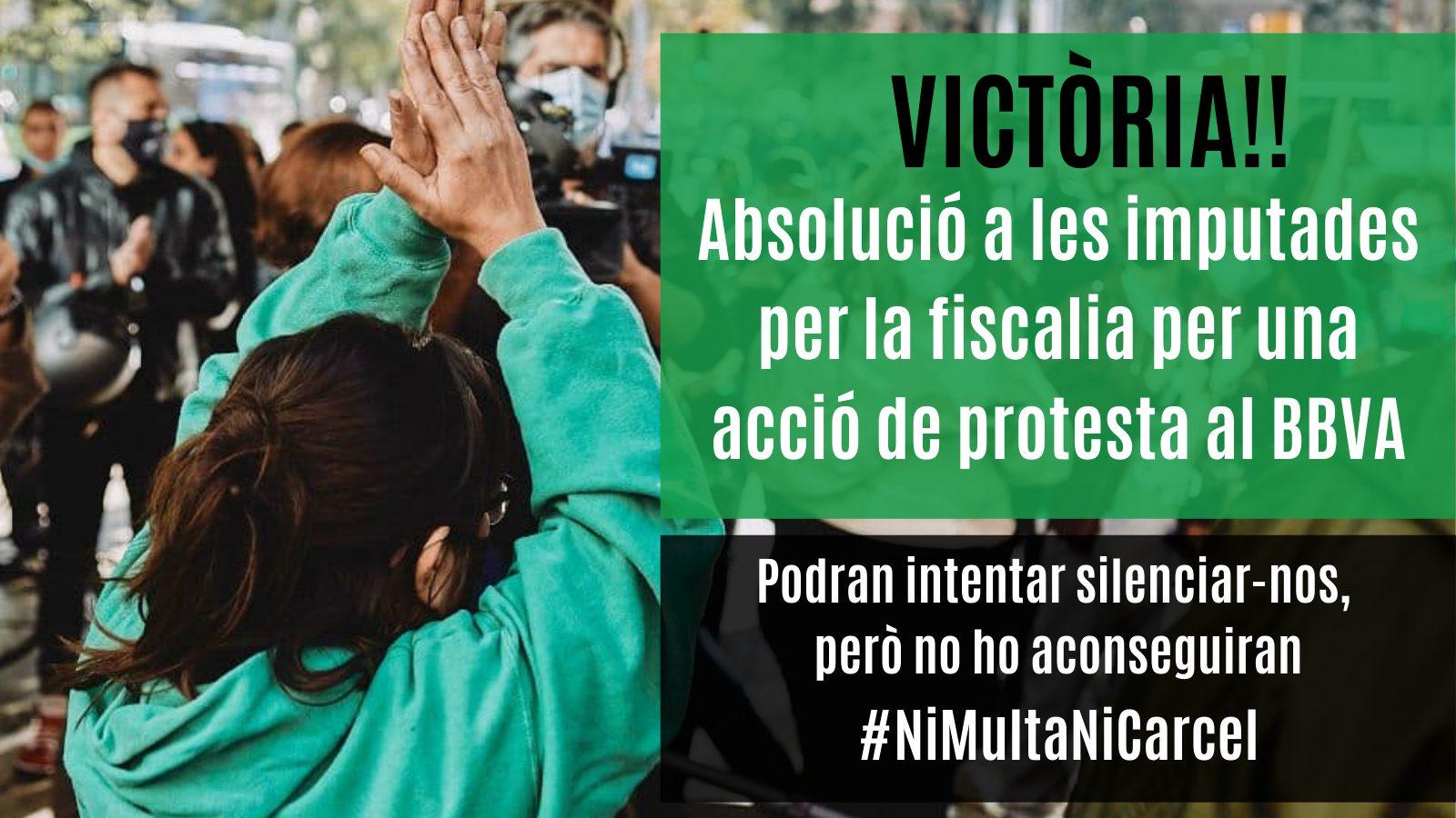 En este momento estás viendo Victoria del movimiento por la vivienda frente a la represión de la fiscalía