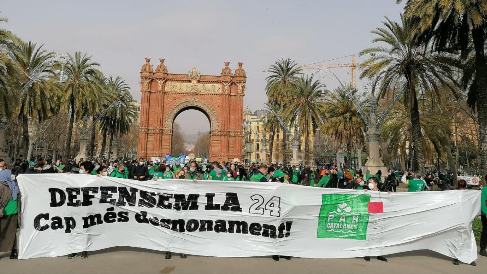 El PSOE pretén pagar amb fons públics a preu de mercat els pisos buits dels grans tenidors que estan obligats a cedir als Ajuntaments