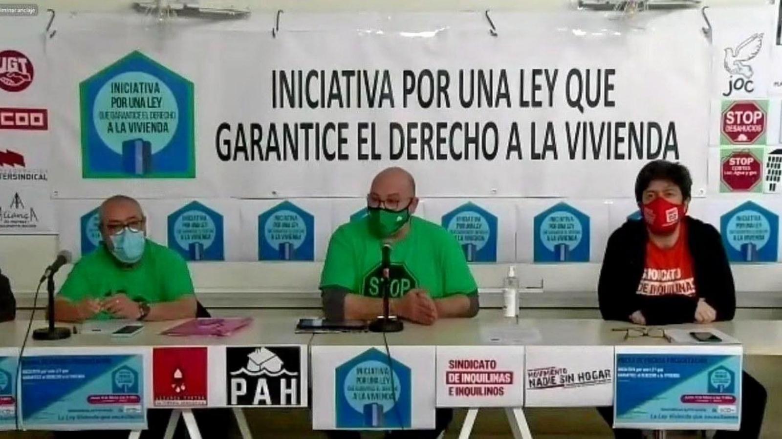 [Manifiesto] Iniciativa por una Ley que Garantice el Derecho a la Vivienda