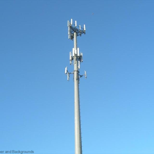 Royalty Free Stock Image Cell Tower