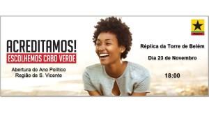 abertura do Ano Político na Região de São Vicente