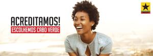 Escolhemos Cabo Verde