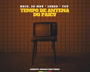 Tempo de Antena do PAICV