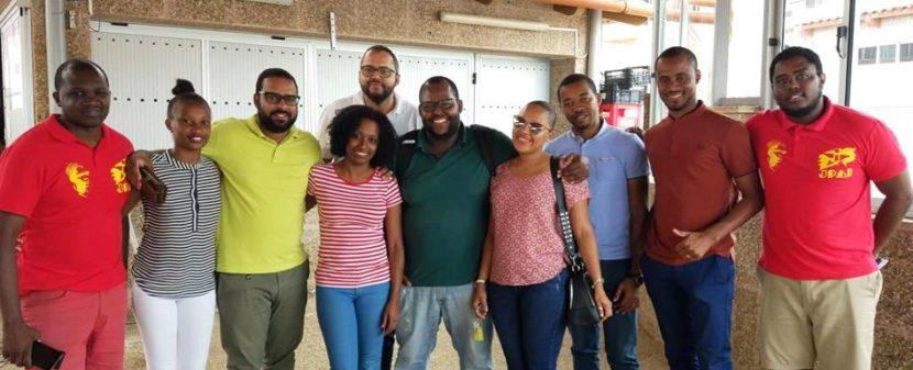 """""""Existe falta de diálogo com a nossa juventude"""": Jailson Lopes, membro da comissão permanente da JPAI"""