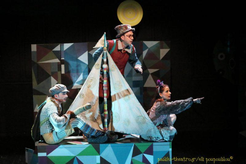Αλέξανδρος Κομπόγιωργας-Άγγελος Χατζάς-Νεφέλη Κουλούρη