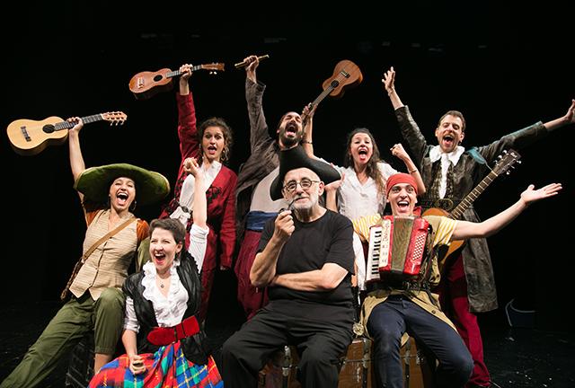 """Κερδίστε προσκλήσεις για την παράσταση """"Ως την άκρη του κόσμου"""" στο θέατρο Καρέζη"""
