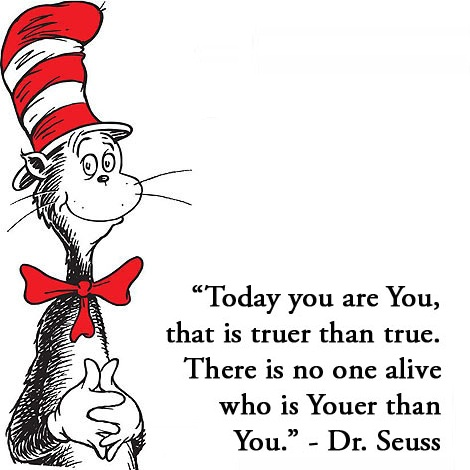 Words of Wisdom from Dr. Seuss