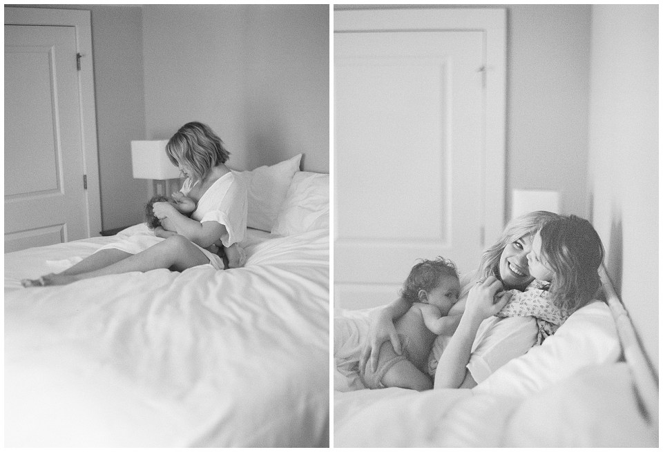 In Home Family Photography Lifestyle Colorado