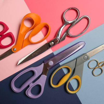My Top 3 Sewing Scissors
