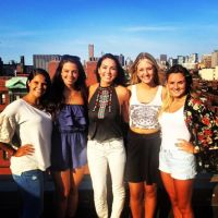 Reuniting on rooftops in Boston
