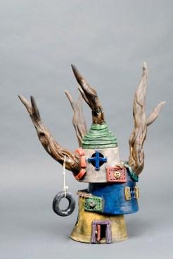 Tree House Jar, 2008