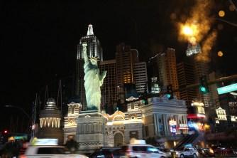 Las Vegas nocą (Nevada)