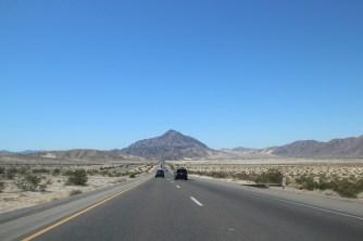W drodze do Los Angeles (Kalifornia)