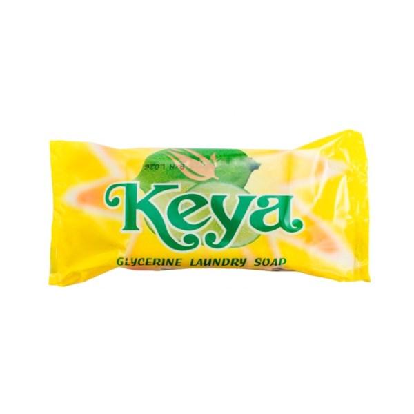 Keya Glycerin Laundry Soap Green 130 gm