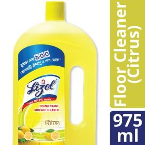Lizol Floor Cleaner 975 ml Citrus