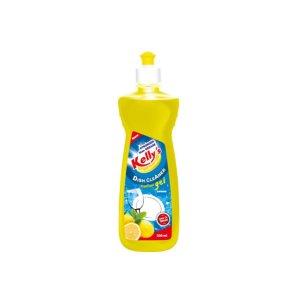 Kellys Dish Cleaner P.Gel 500ml (Lemon)