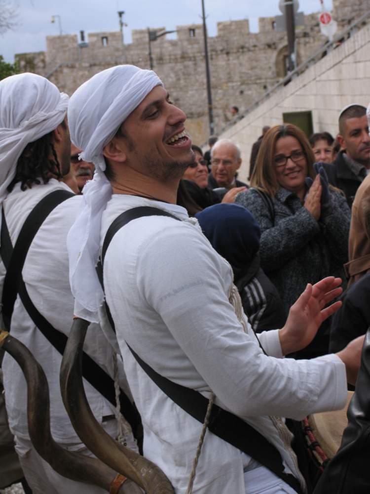 Бар-мицва в Иерусалиме