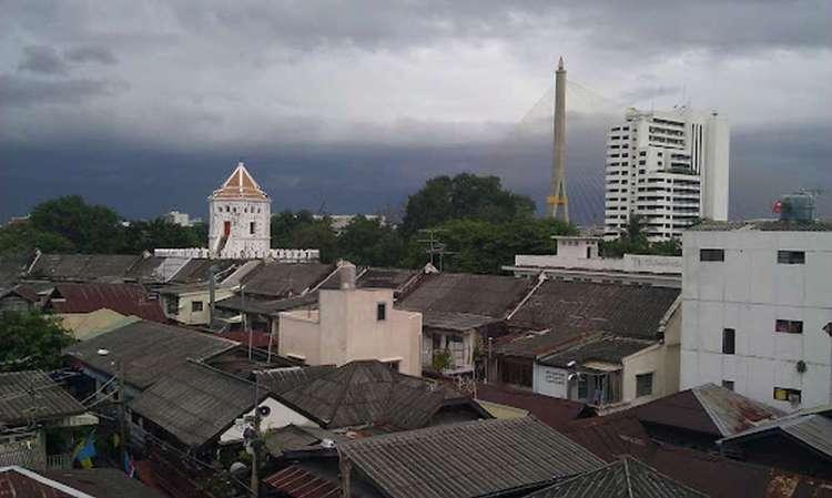 Бангкок в сезон дождей