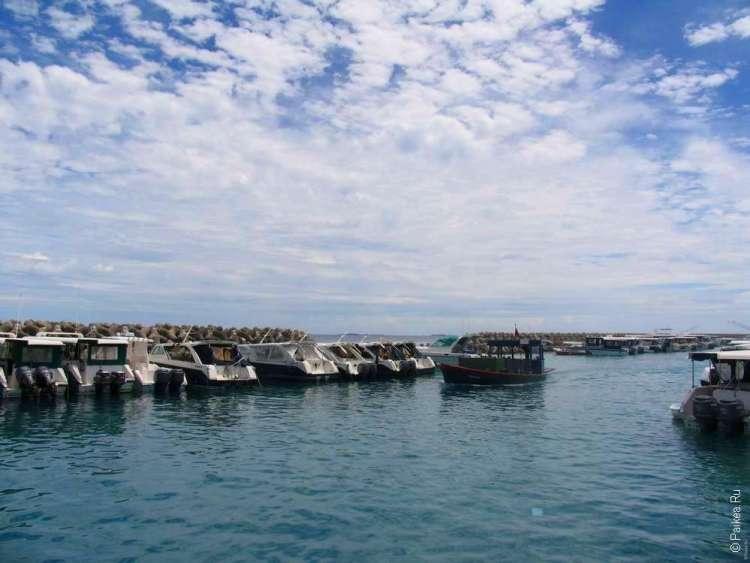 Порт Мале