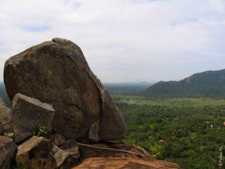 Достопримечательности Шри-Ланки Михинтале