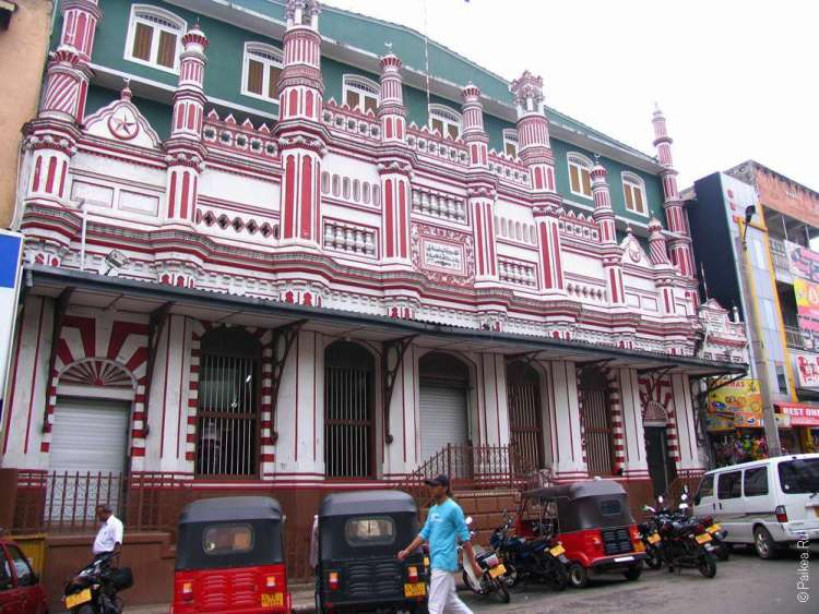 Канди храм