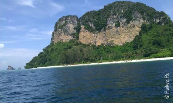 Таиланд - Краби - Остров Туб (Thailand - Krabi - Koh Tub)
