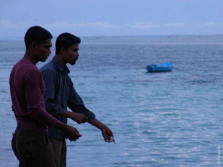Мальдивы недорого отзыв