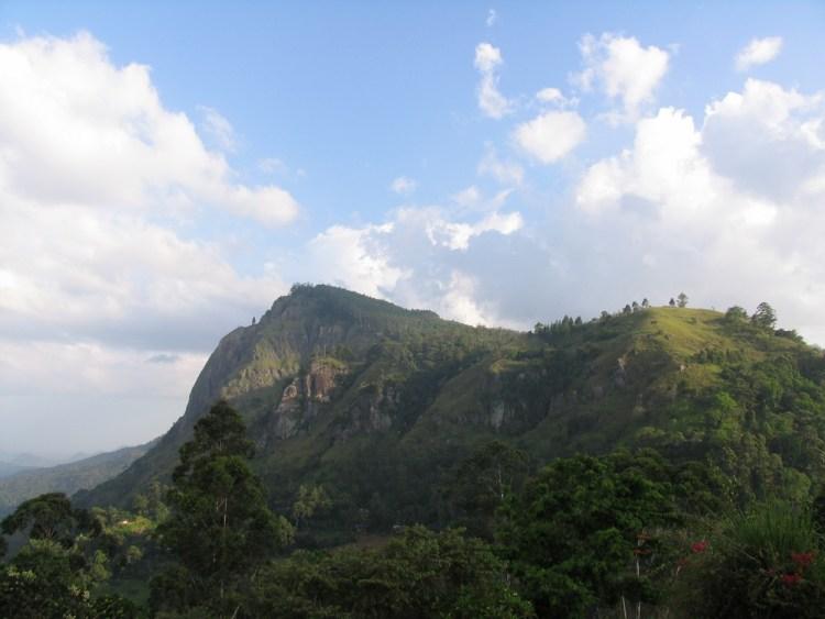 Элла Рок в Шри-Ланке