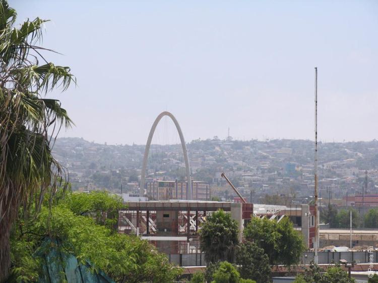 граница сша мексика