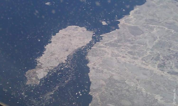 анкоридж, льды северного ледовитого океана